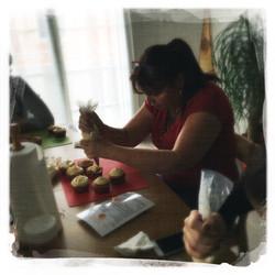 Cupcakes Potiron/Sirop... 2 XV