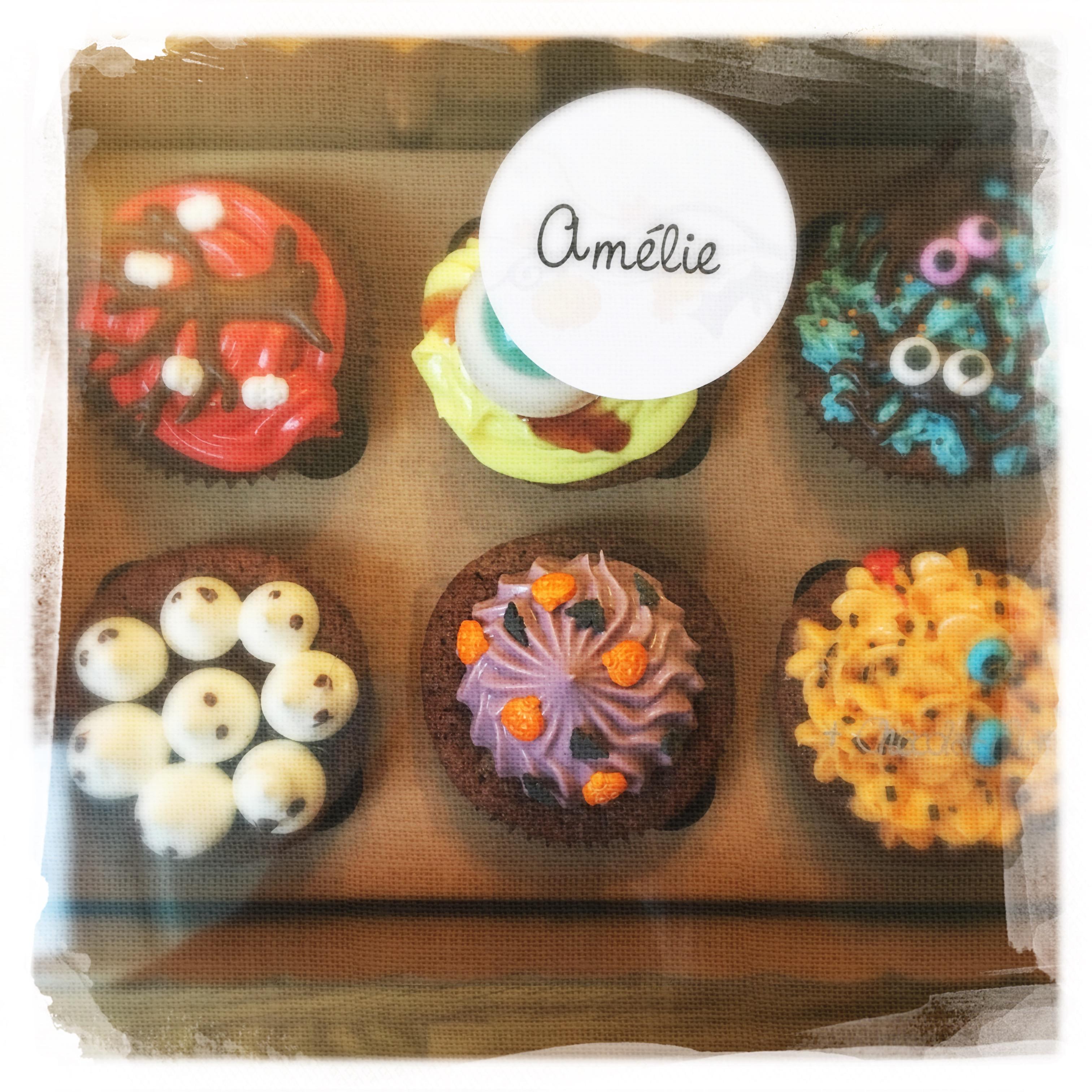 Cupcakes de la Mort XXXV