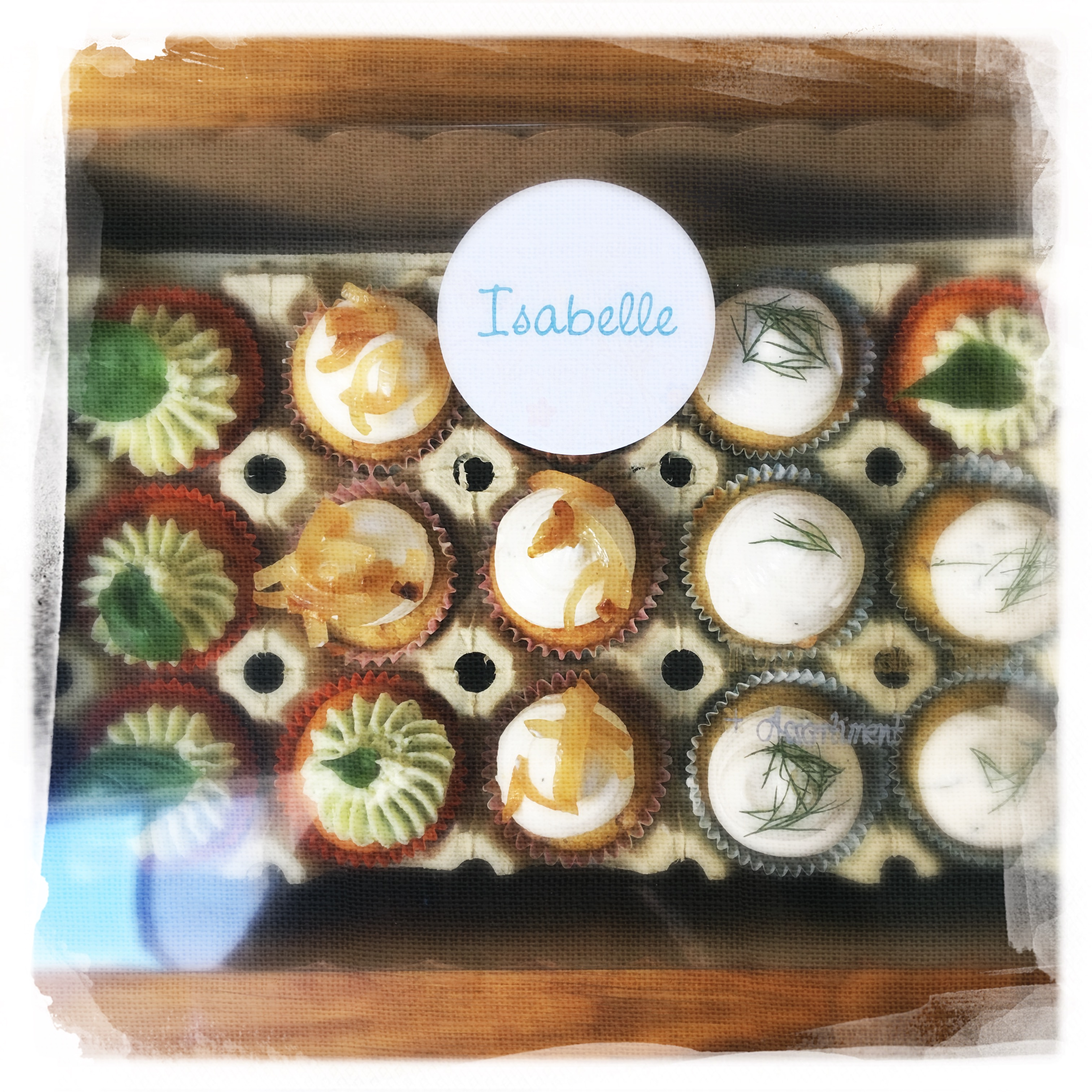 Cours Cupcakes salés 2 XXXVI