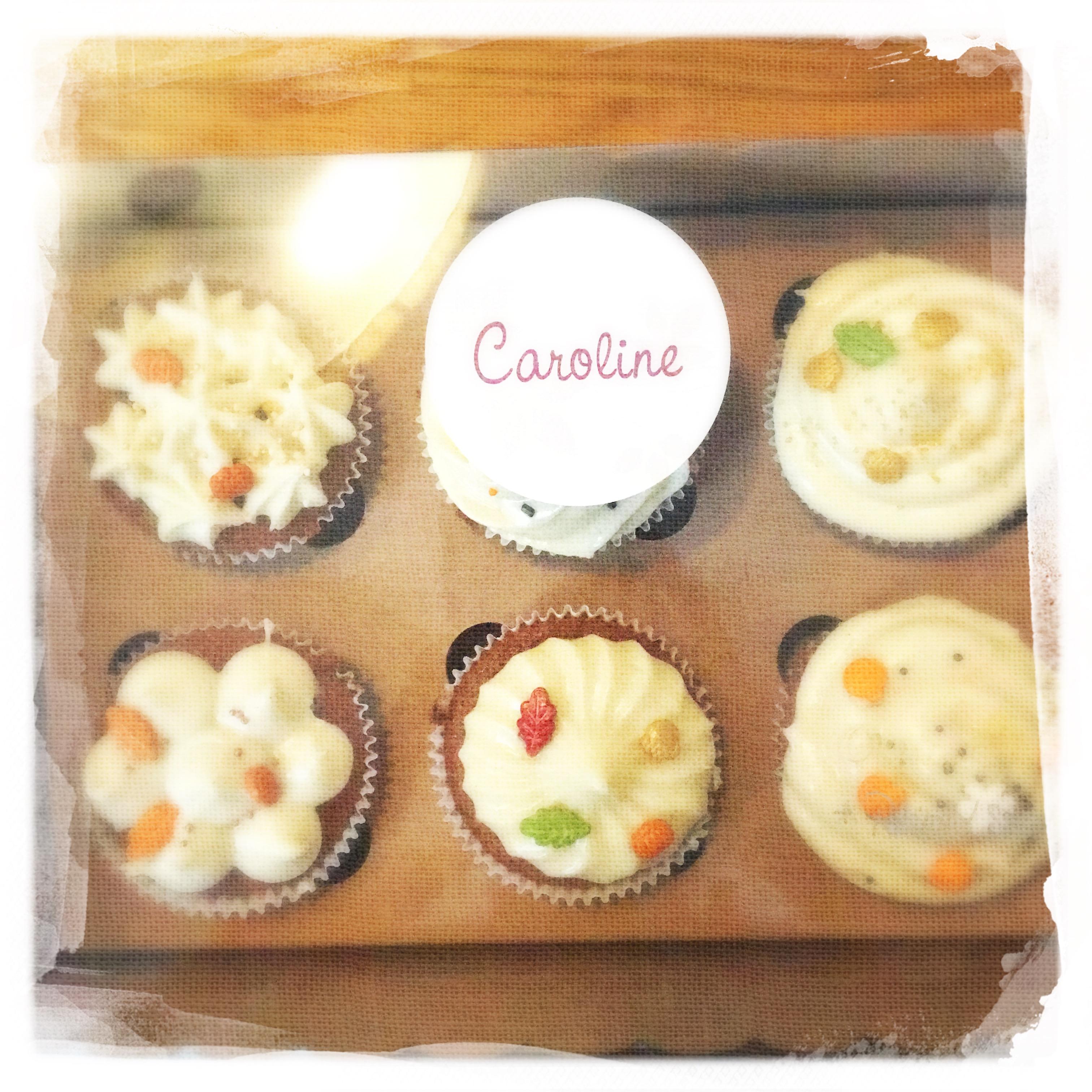 Cupcakes Potiron/Sirop... 2 XXVI