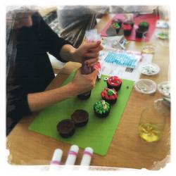 Cours privé Cupcakes Monstres V