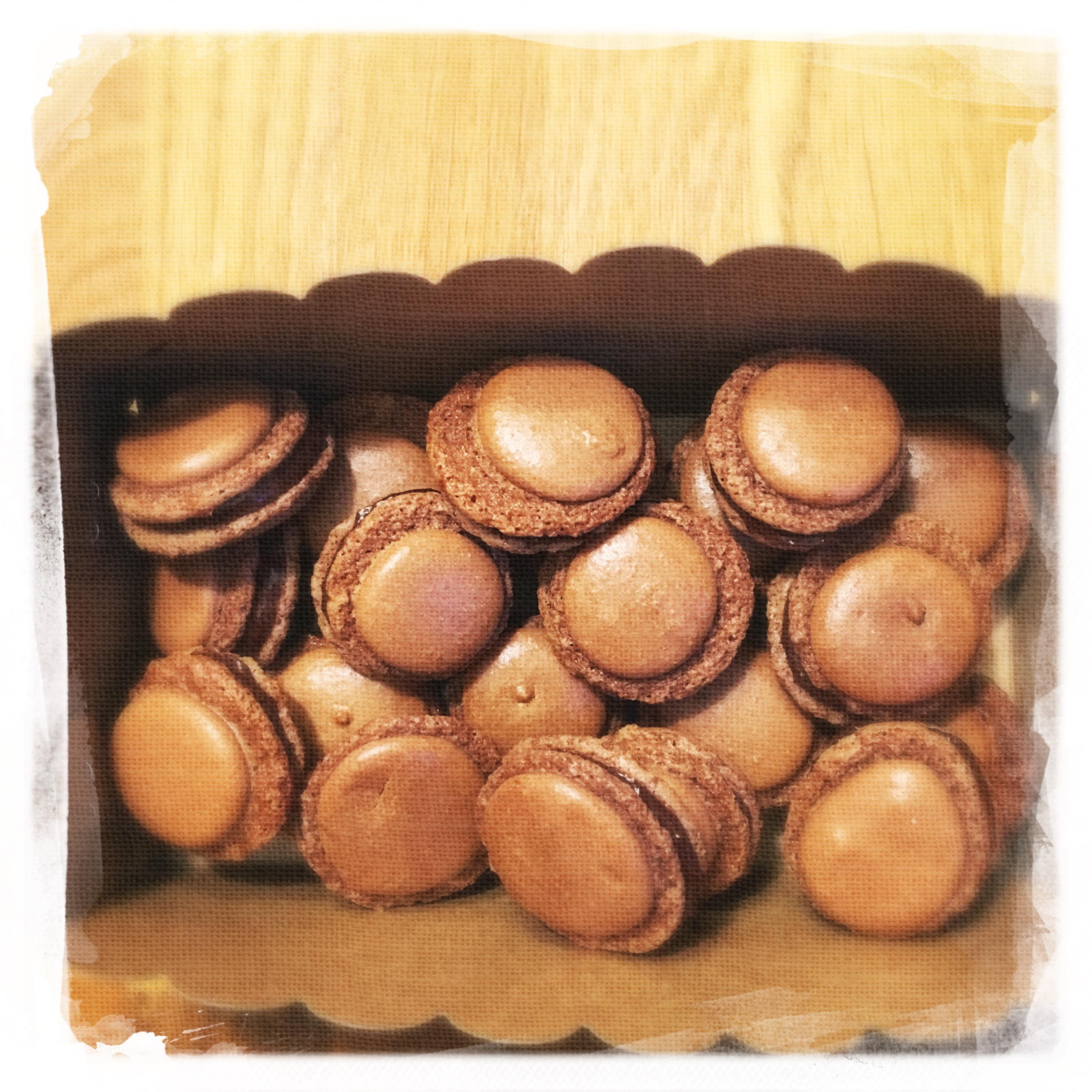 Cours Macarons Chocolat XI