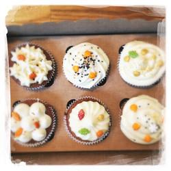 Cupcakes Potiron/Sirop... 2 XXV