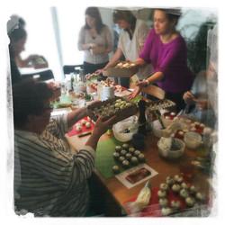 Cours Cupcakes salés '16 VI