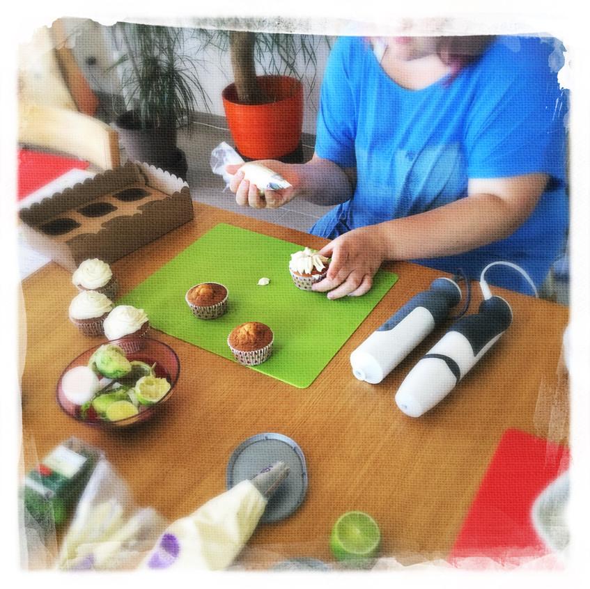 Cours Cupcakes Mojito VIII