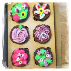 Cours privé Cupcakes Monstres XII