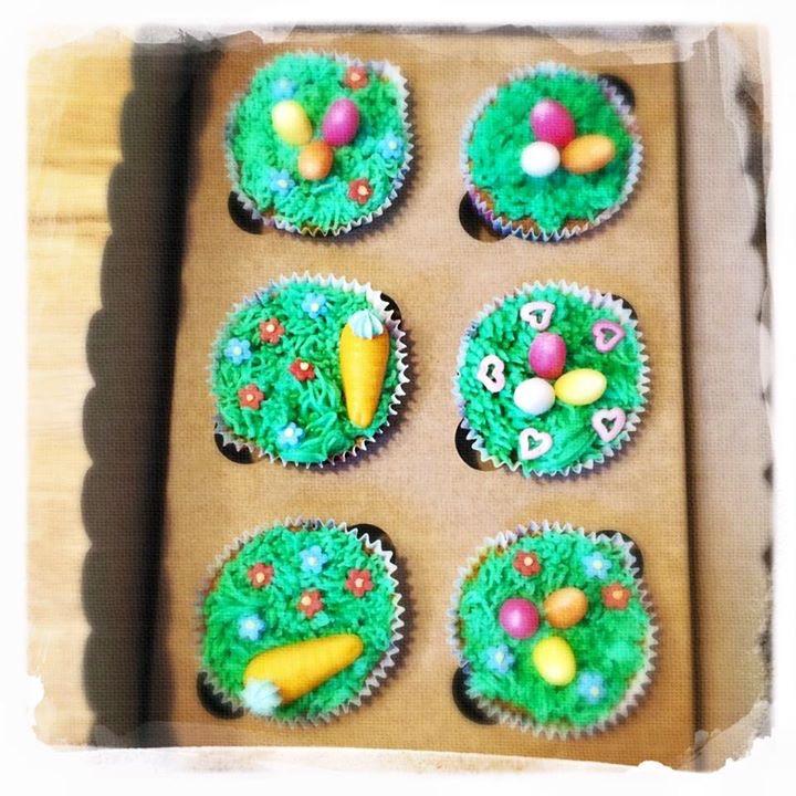 Cours Cupcakes de Pâques n°2 IV