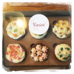 Cupcakes Potiron/Sirop... 2 XXX
