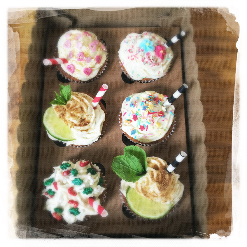 Cours Cupcakes Mojito XIII