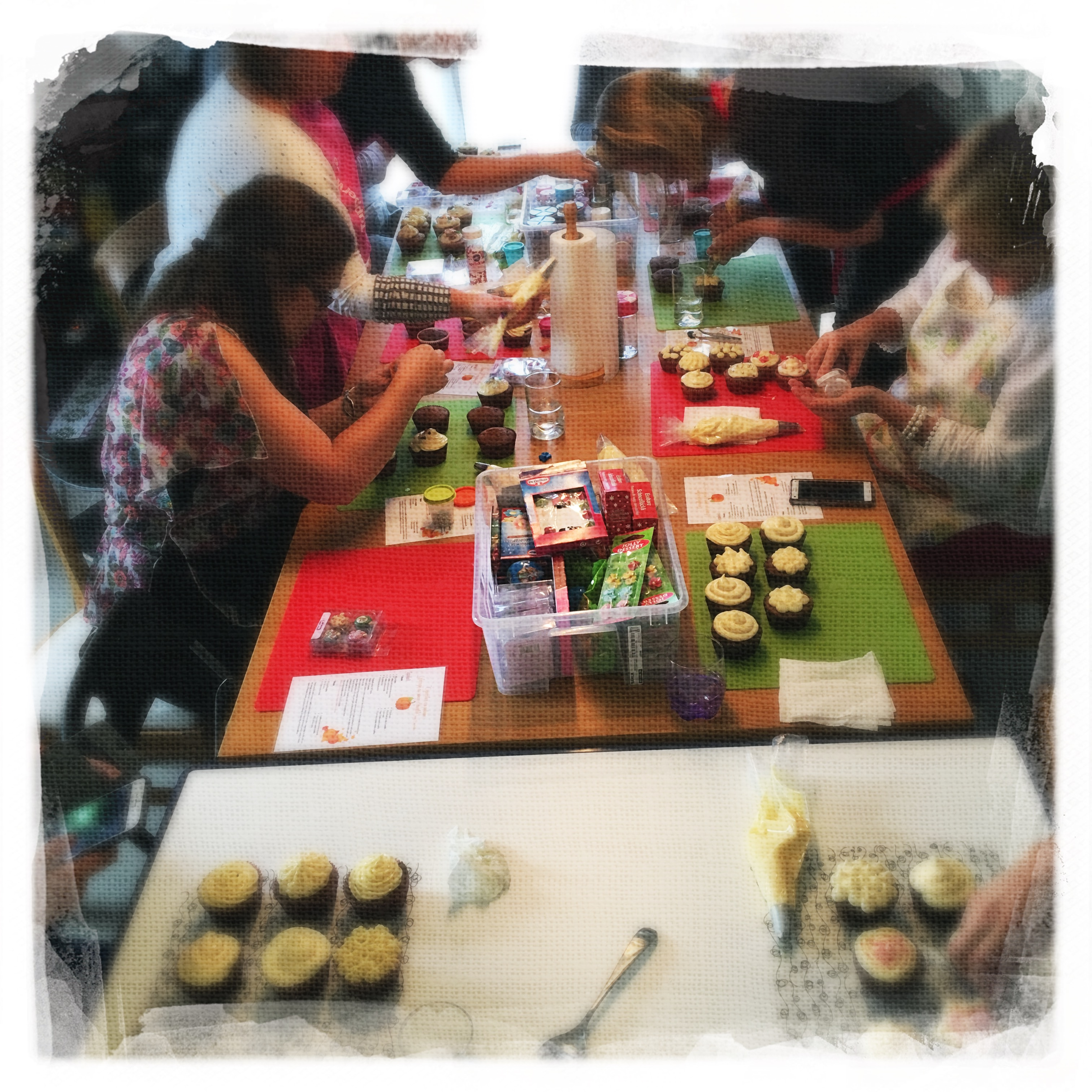 Cours Cupcakes Potiron/... XI