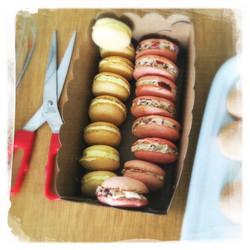 Cours Macarons salés '16 VI