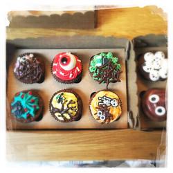 Cupcakes de la Mort XXXIX