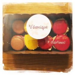 Cours Macarons salés 38