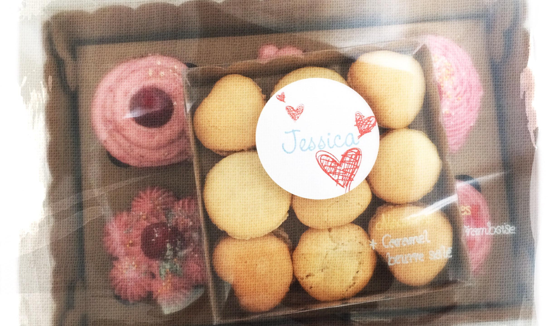Macarons & cupcakes EJVF