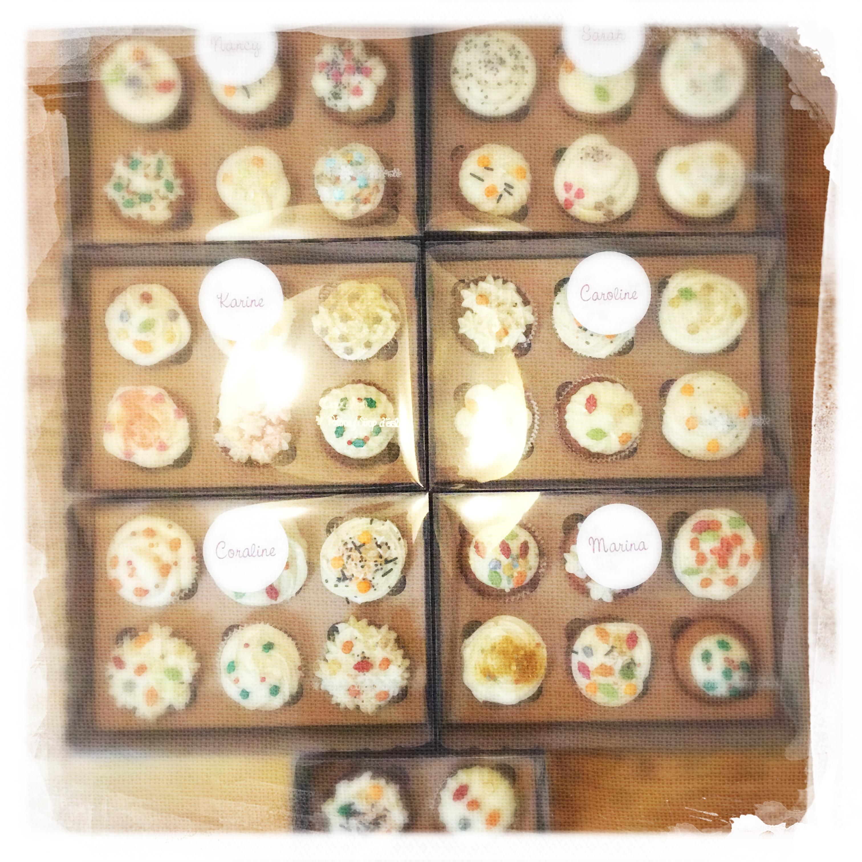 Cupcakes Potiron/Sirop... 2 XXXIII
