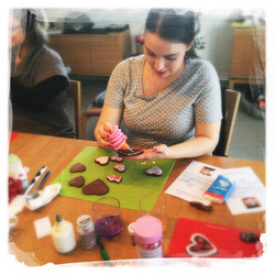 Cours Biscuits d'amour XXI