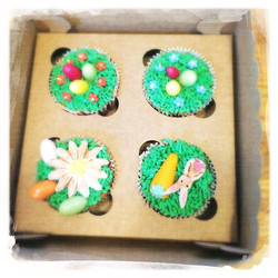 Cours Cupcakes de Pâques n°2 I