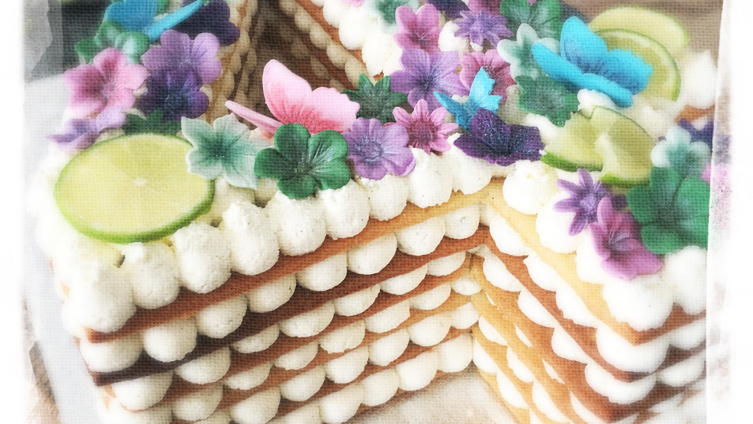 Number Cake féerique II
