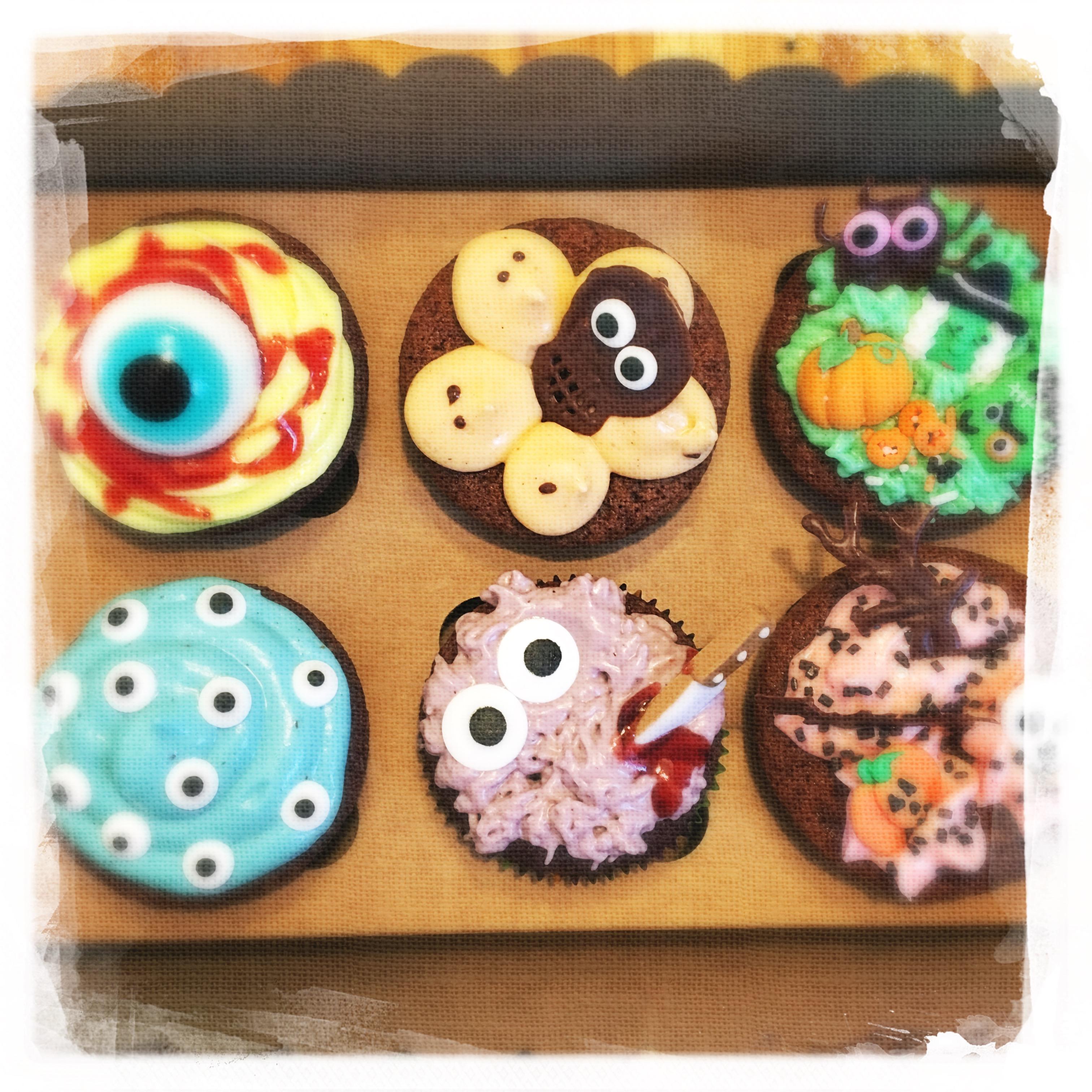 Cours Cupcakes de la Mort XXIV