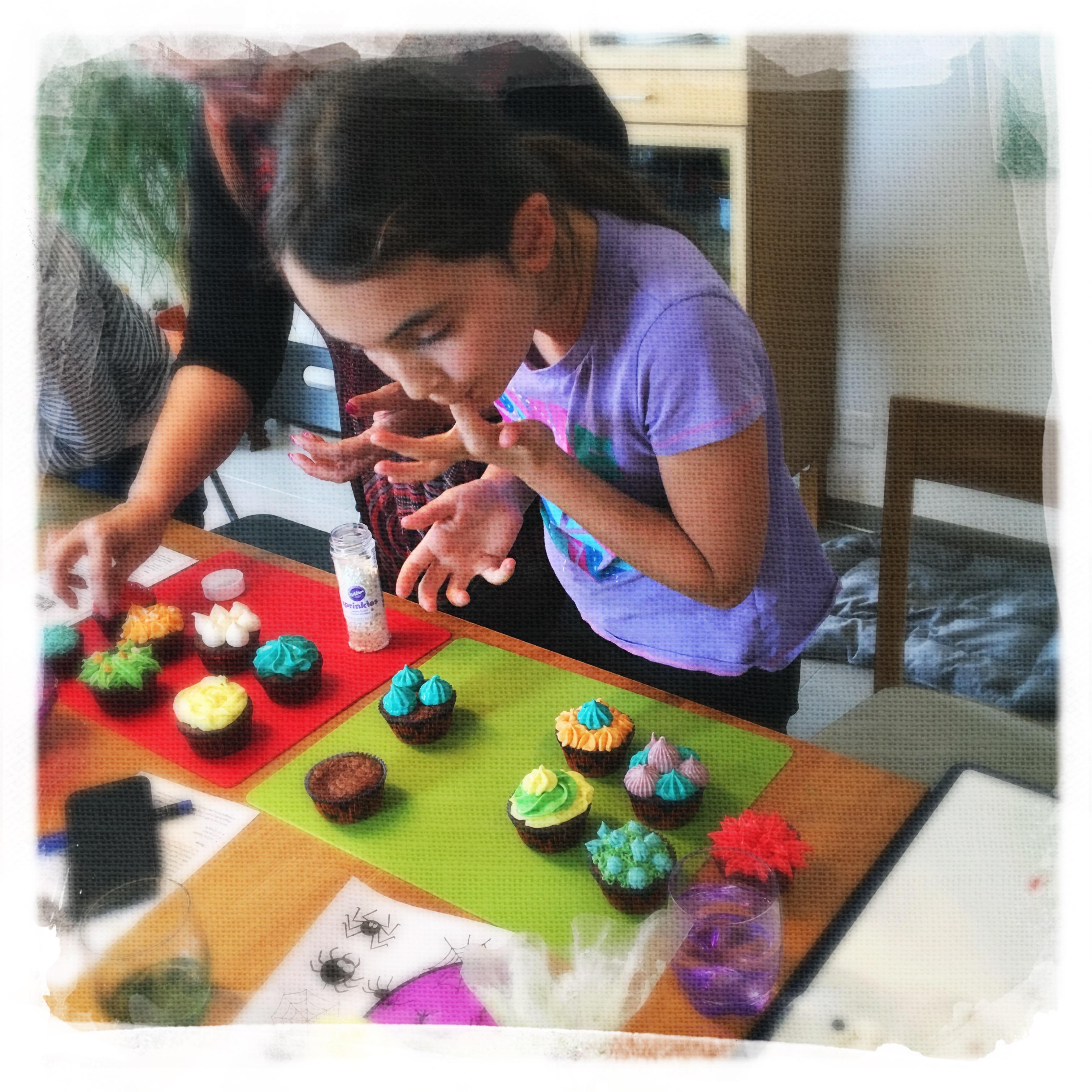 Cupcakes de la Mort XVI