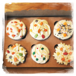 Cupcakes Potiron/Sirop... 2 XXIII