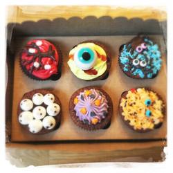 Cupcakes de la Mort XXXIV