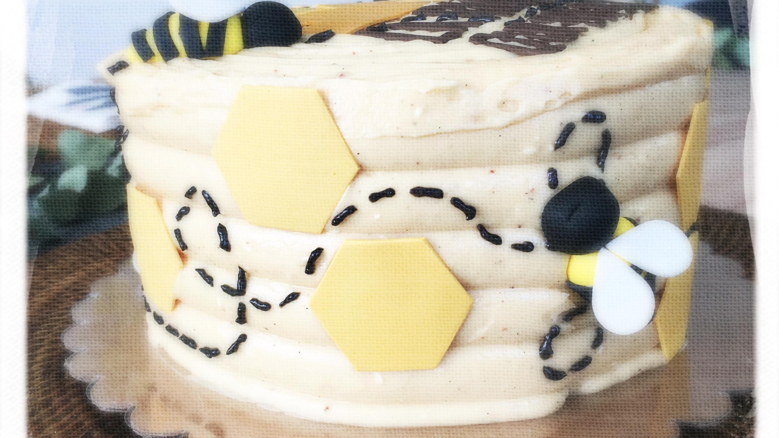 Gâteau La Ruche III