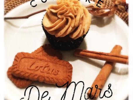 Cupcakes du mois de mars