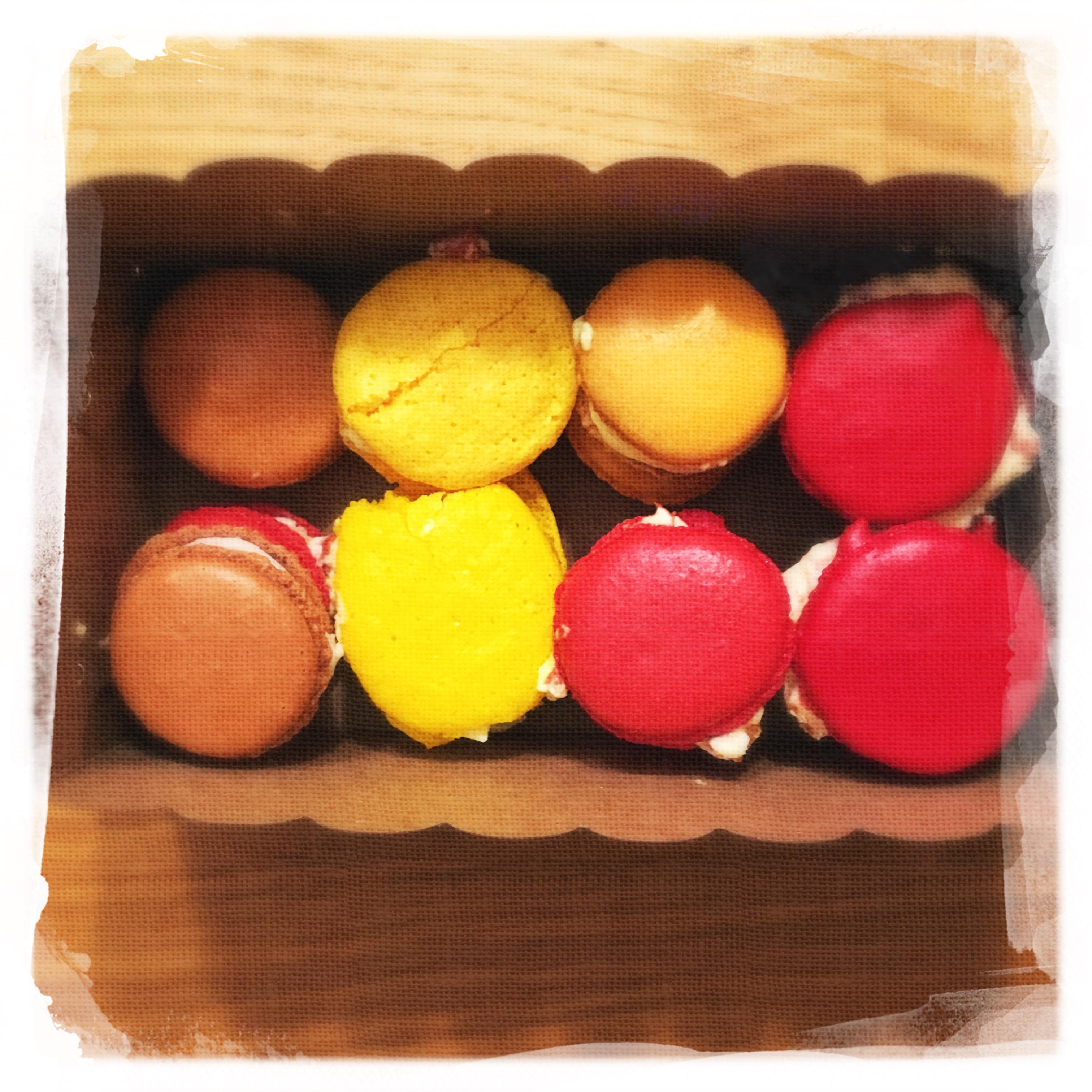 Cours Macarons salés 37