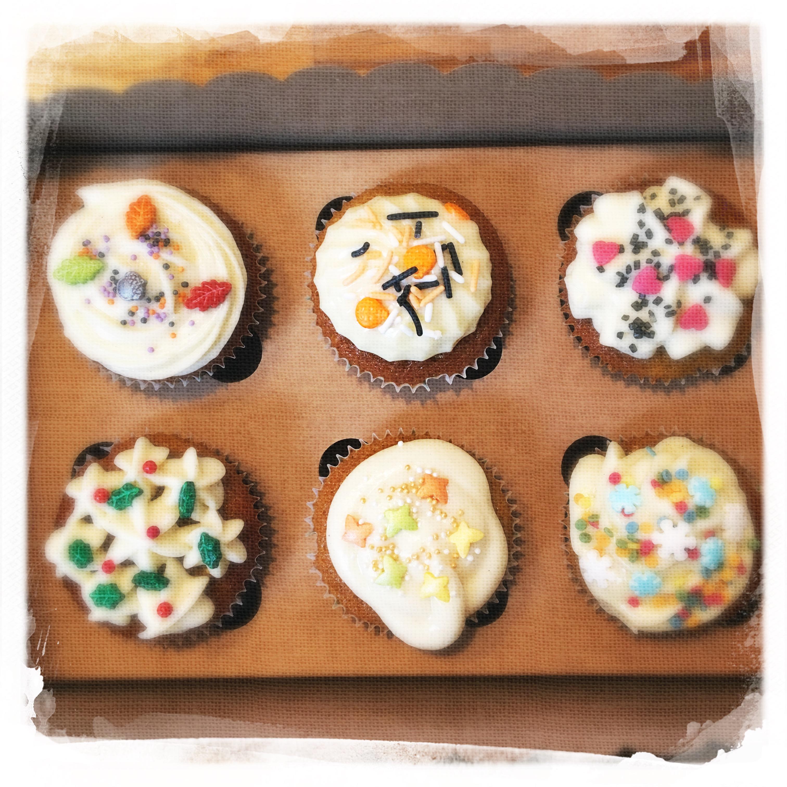 Cupcakes Potiron/Sirop... 2 XXVII