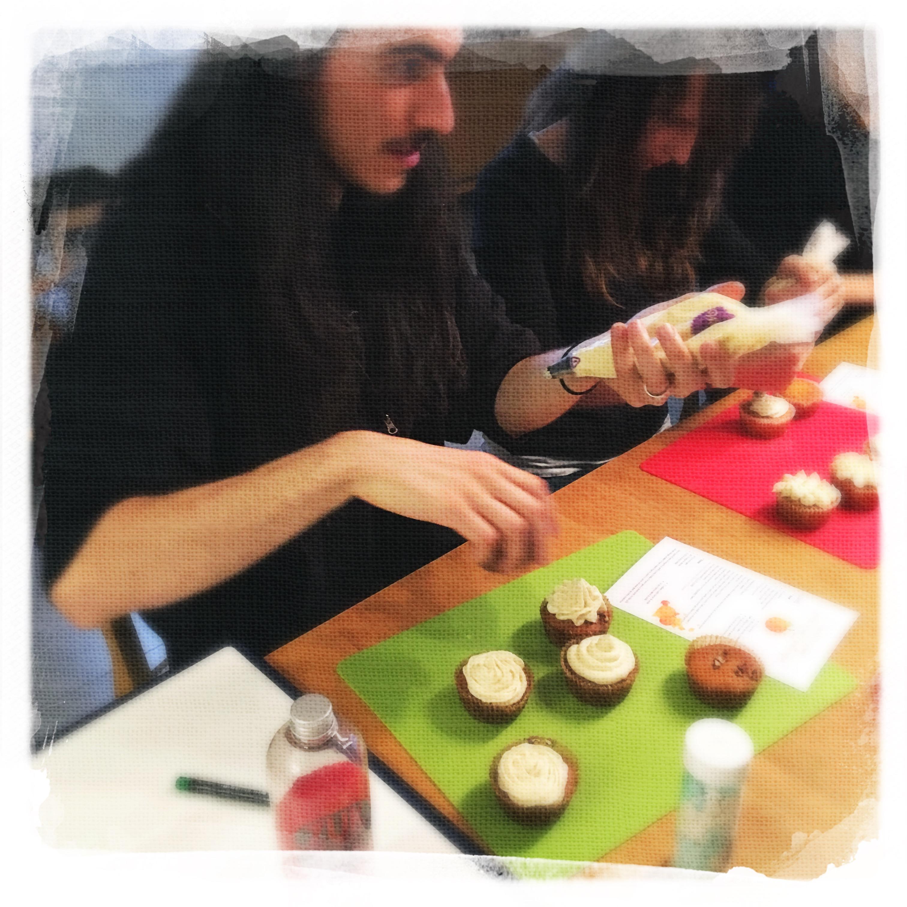 Cours Privé Cupcakes vegan 21