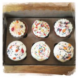 Cupcake Potiron/Sirop d'érable XXIII