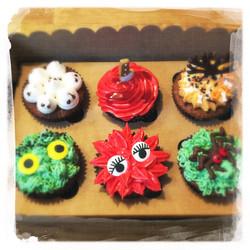 Cours privé Cupcakes Halloween XXI