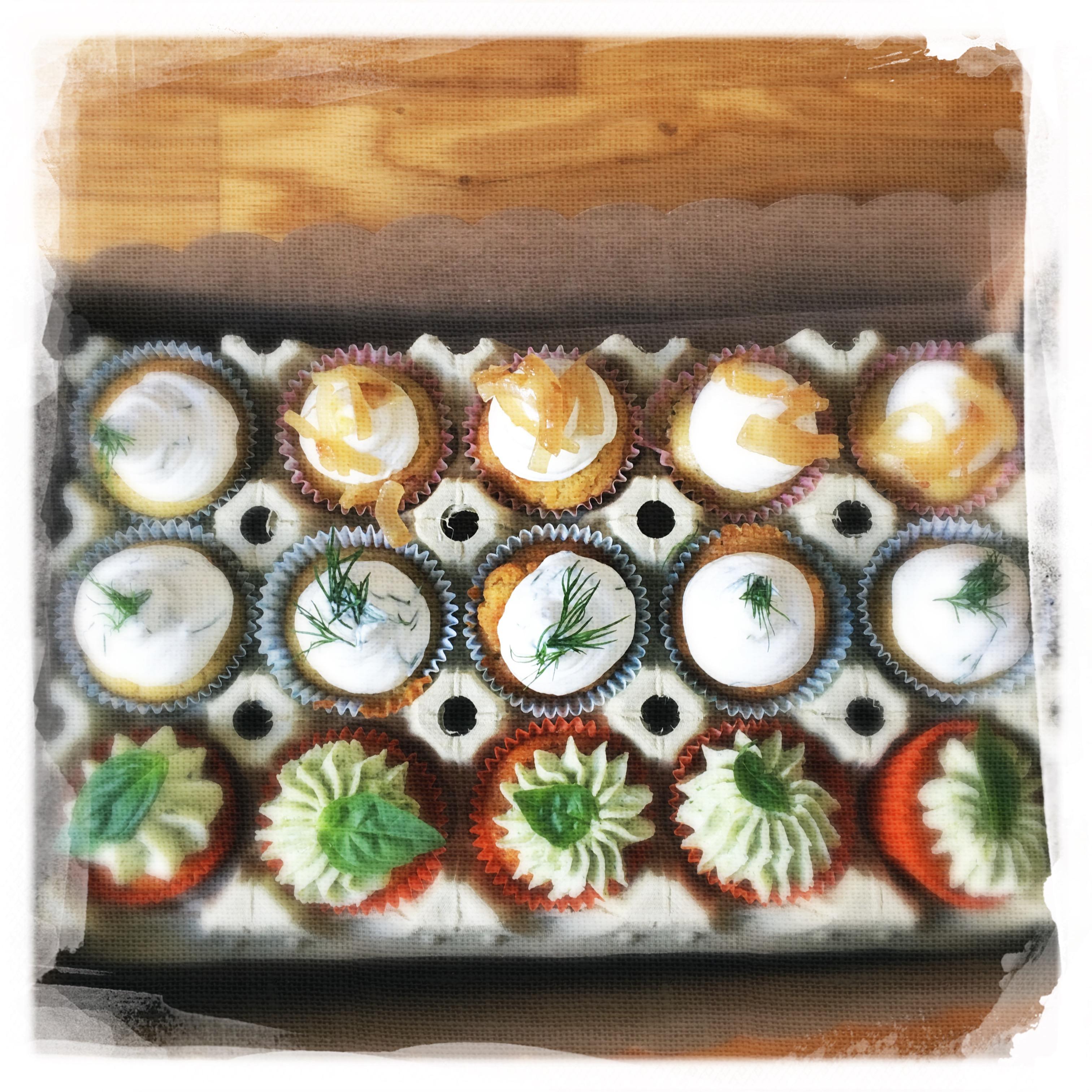 Cours Cupcakes salés 2 XXVIII