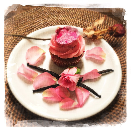 Vanille/Rose