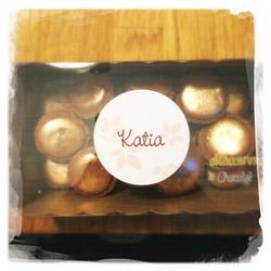 Cours Macarons Chocolat X