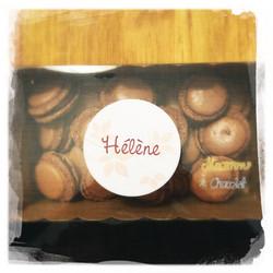 Cours Macarons Chocolat XII