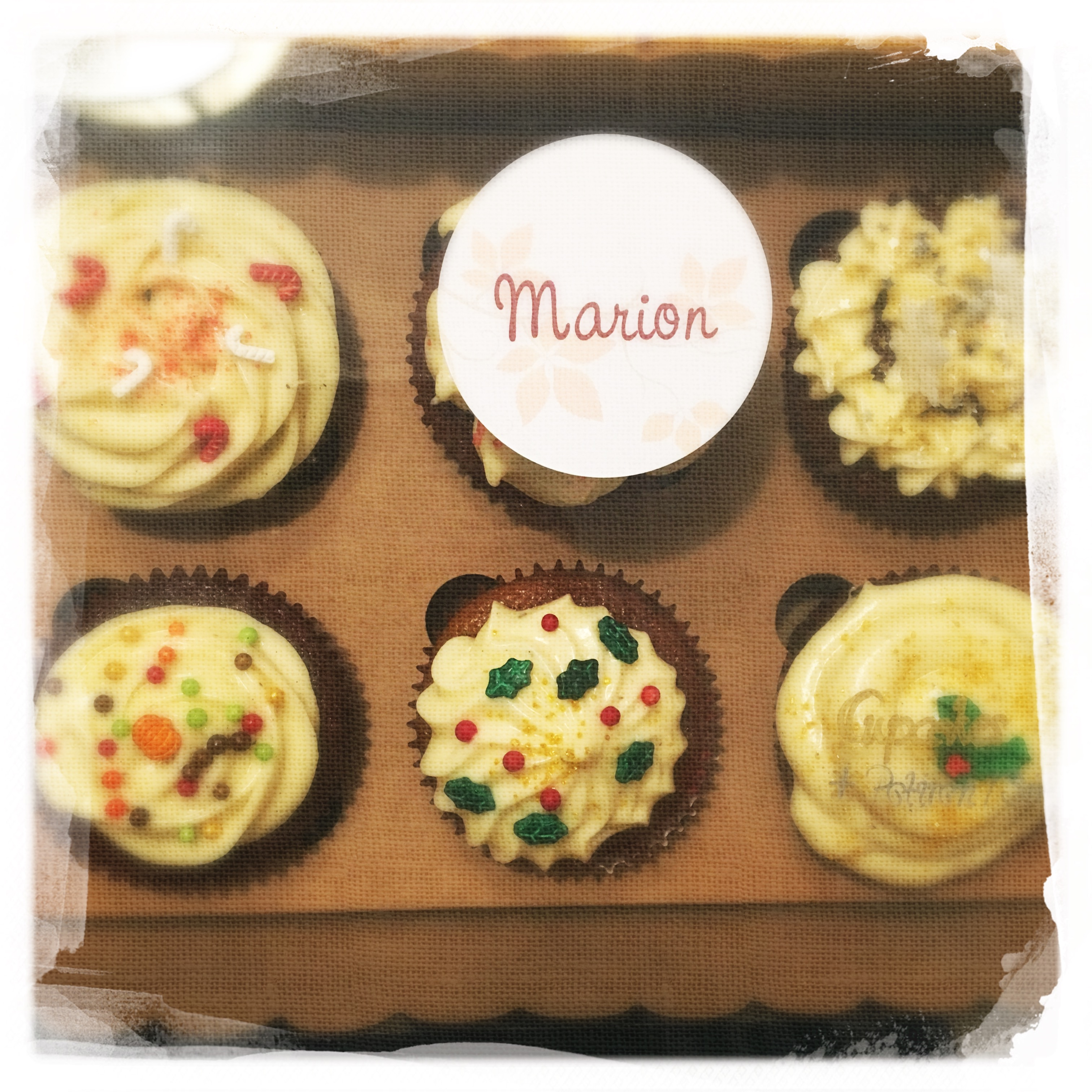 Cours Cupcakes Potiron/... X