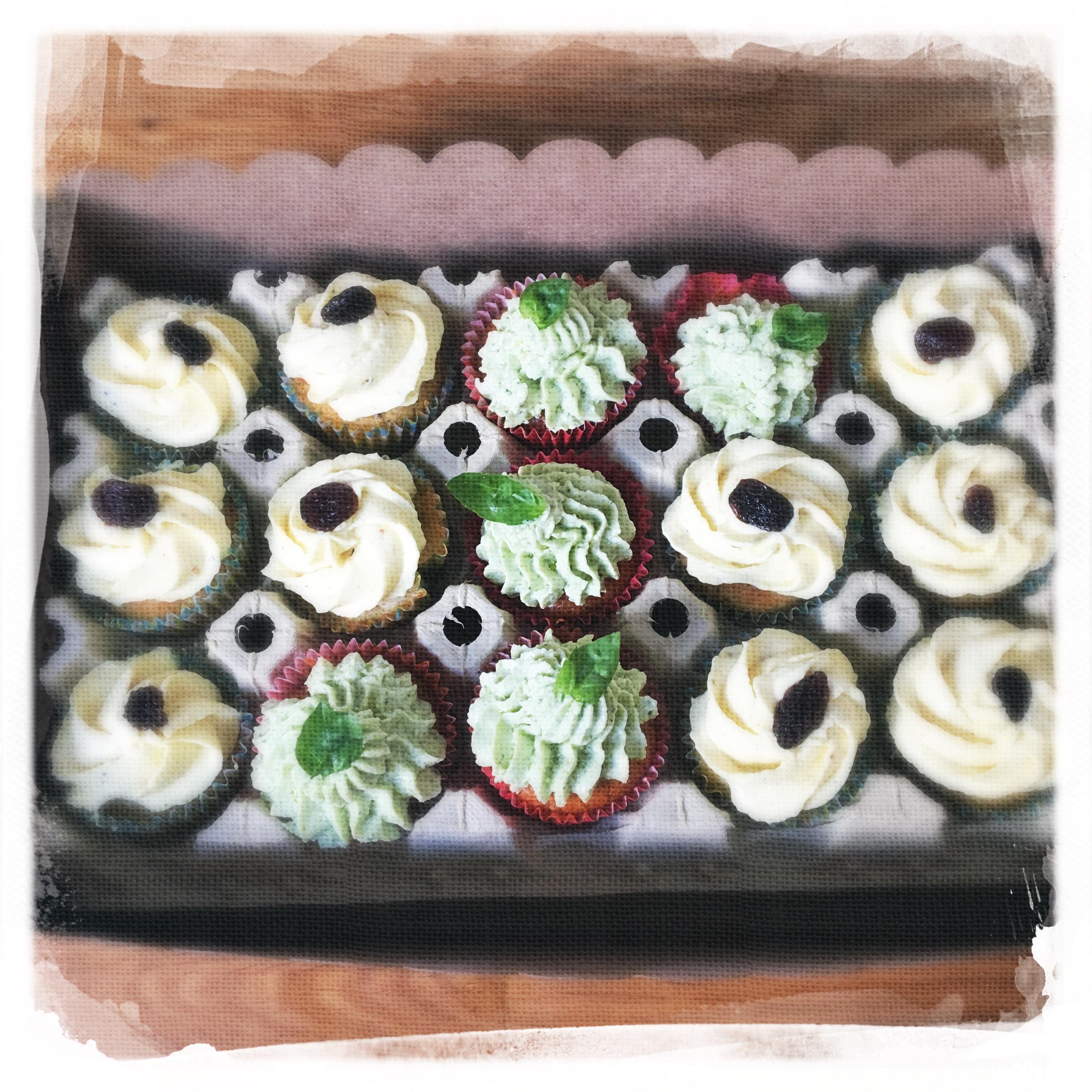 Cours Cupcakes salés XIII