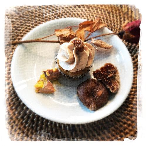 Figue/Mousse de canard ou foie gras