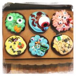 Cours Cupcakes de la Mort XVIII