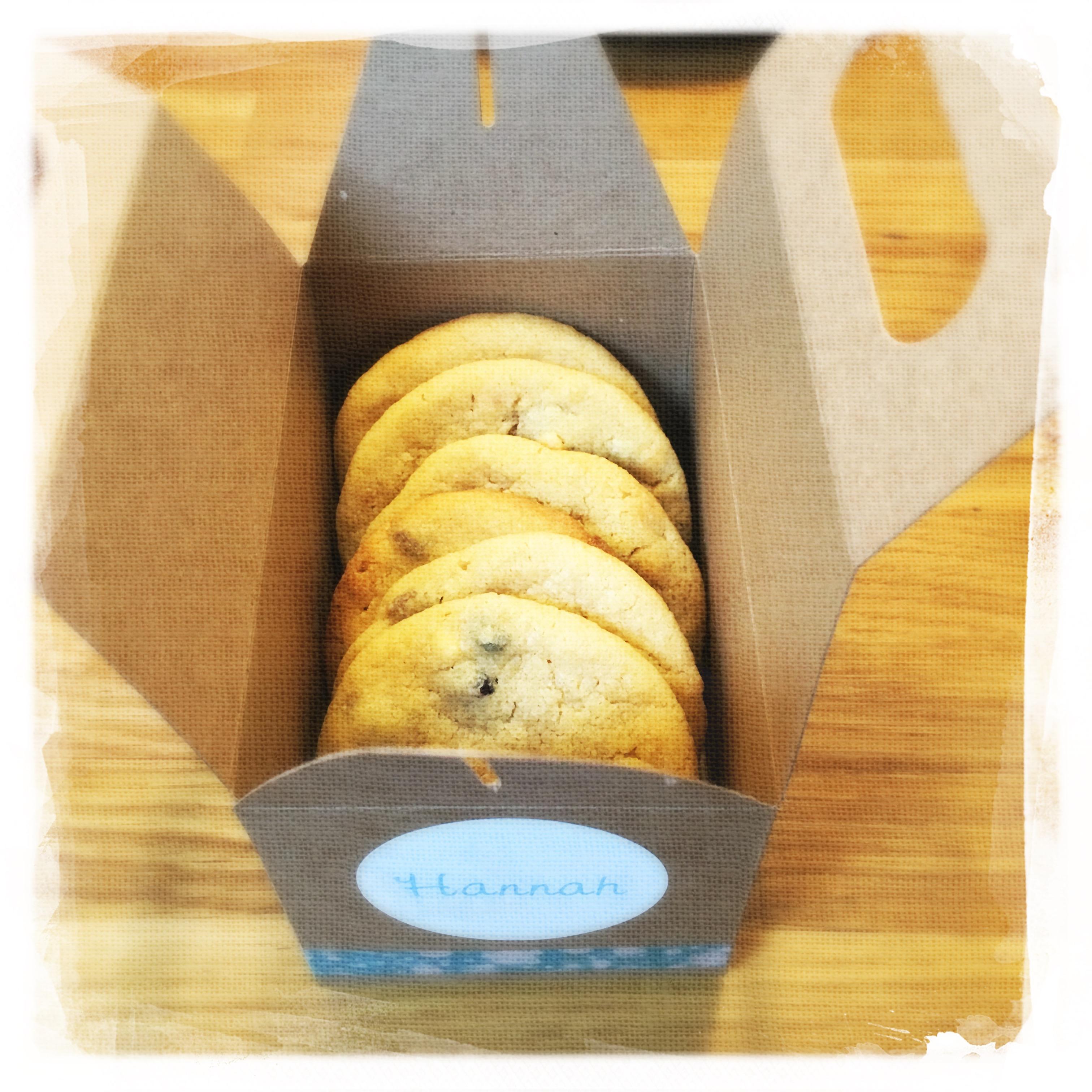 Cours privé Cookies XI