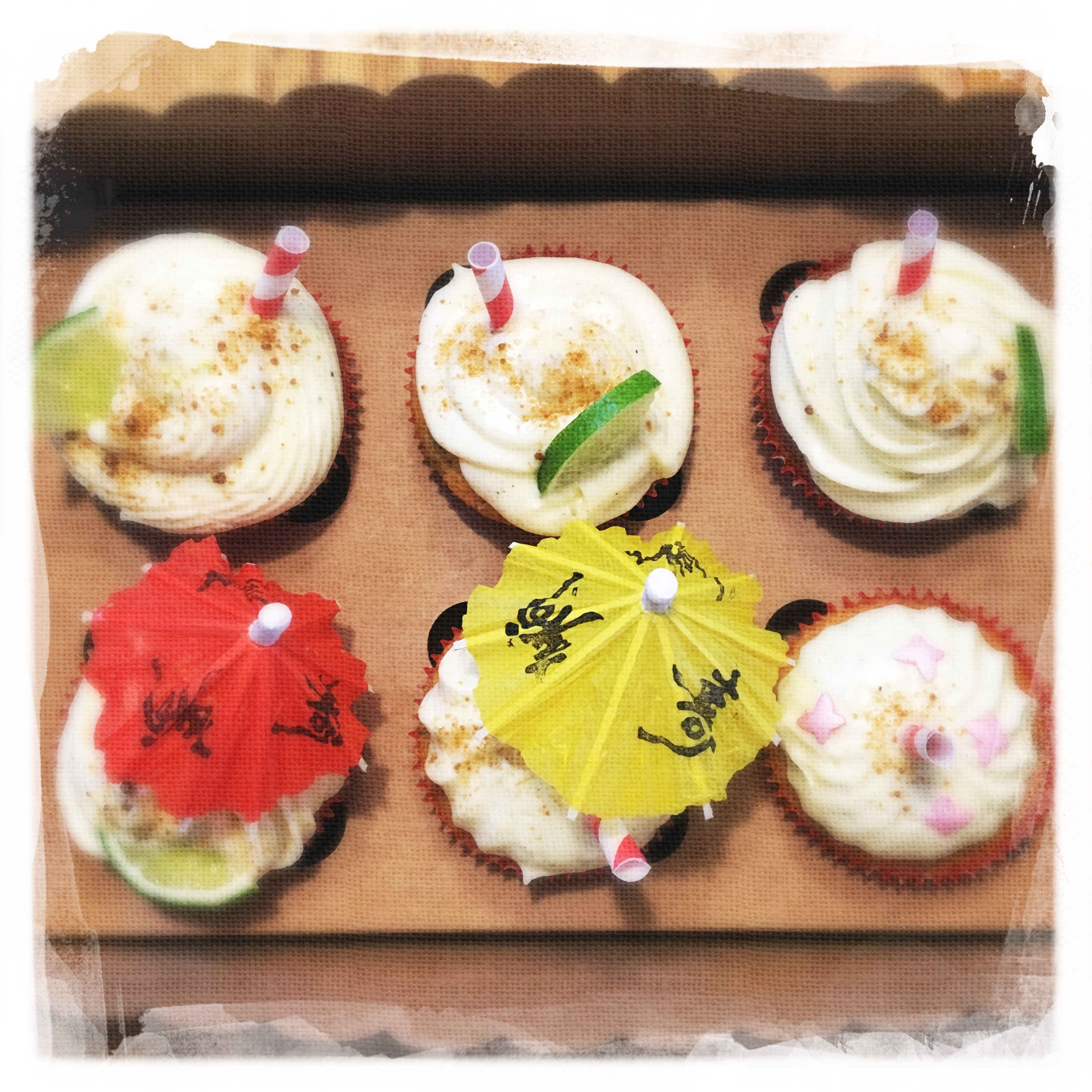 Cours Cupcakes Mojito 2 XII