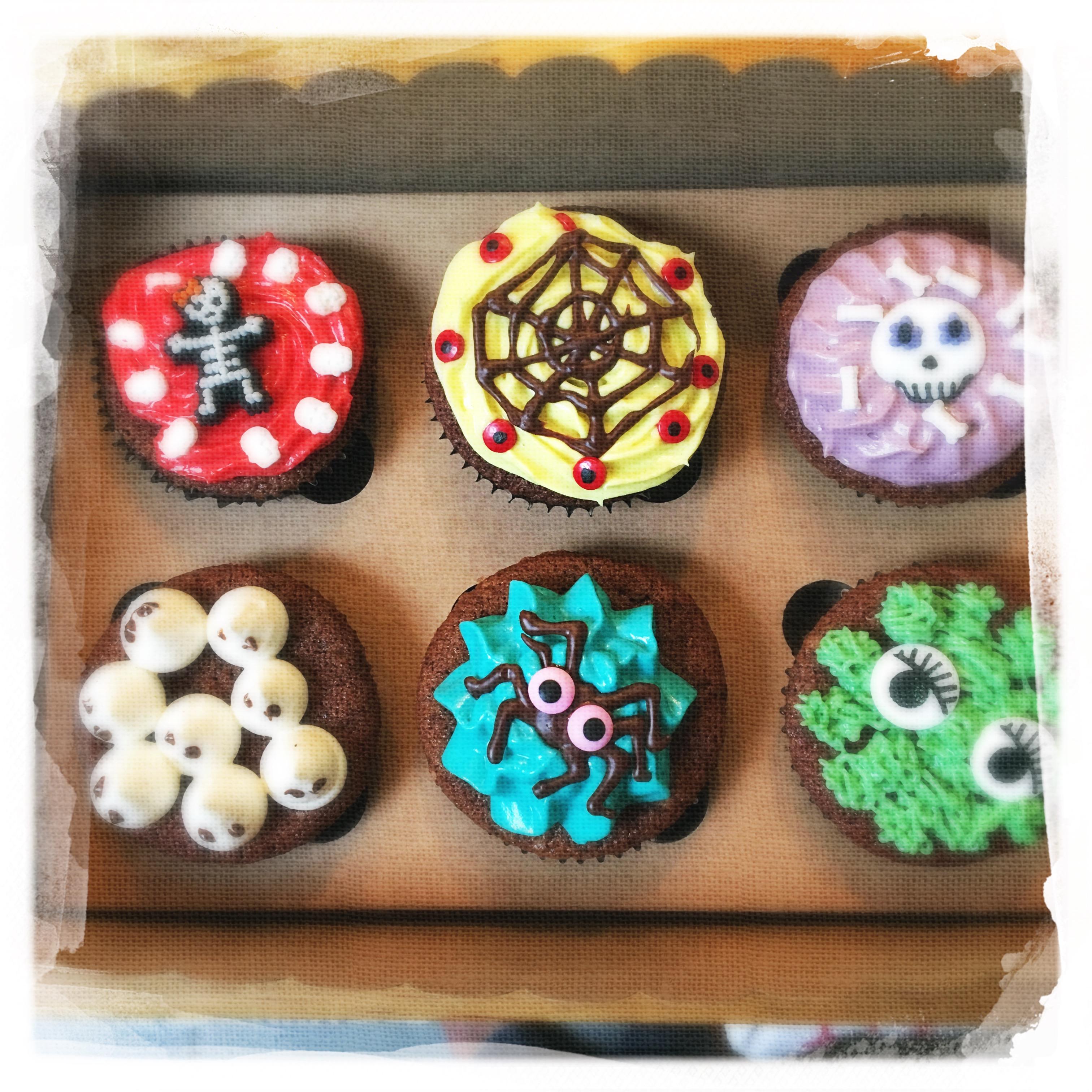 Cupcakes de la Mort XXXVIII