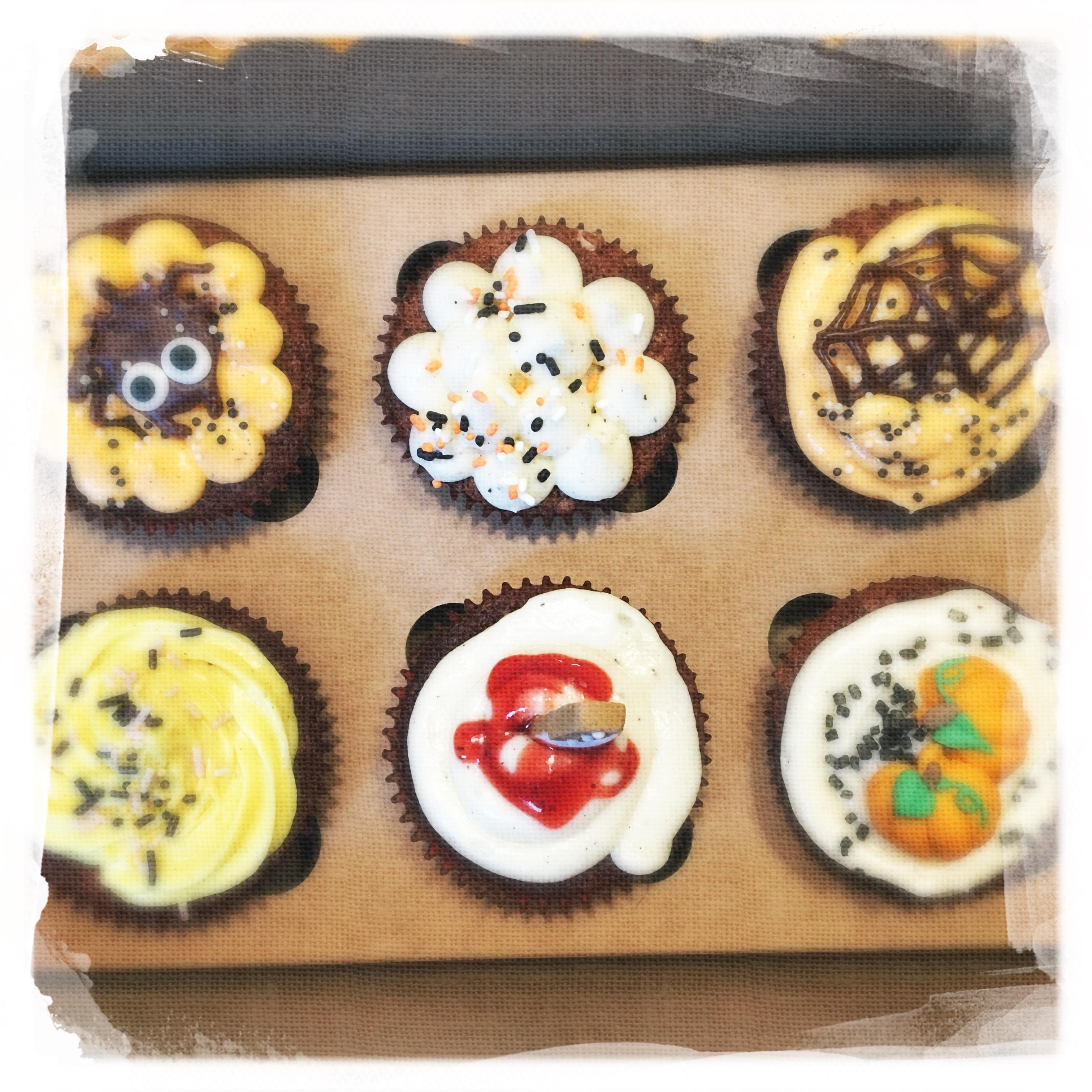 Cours Cupcakes de la Mort 2 XXII