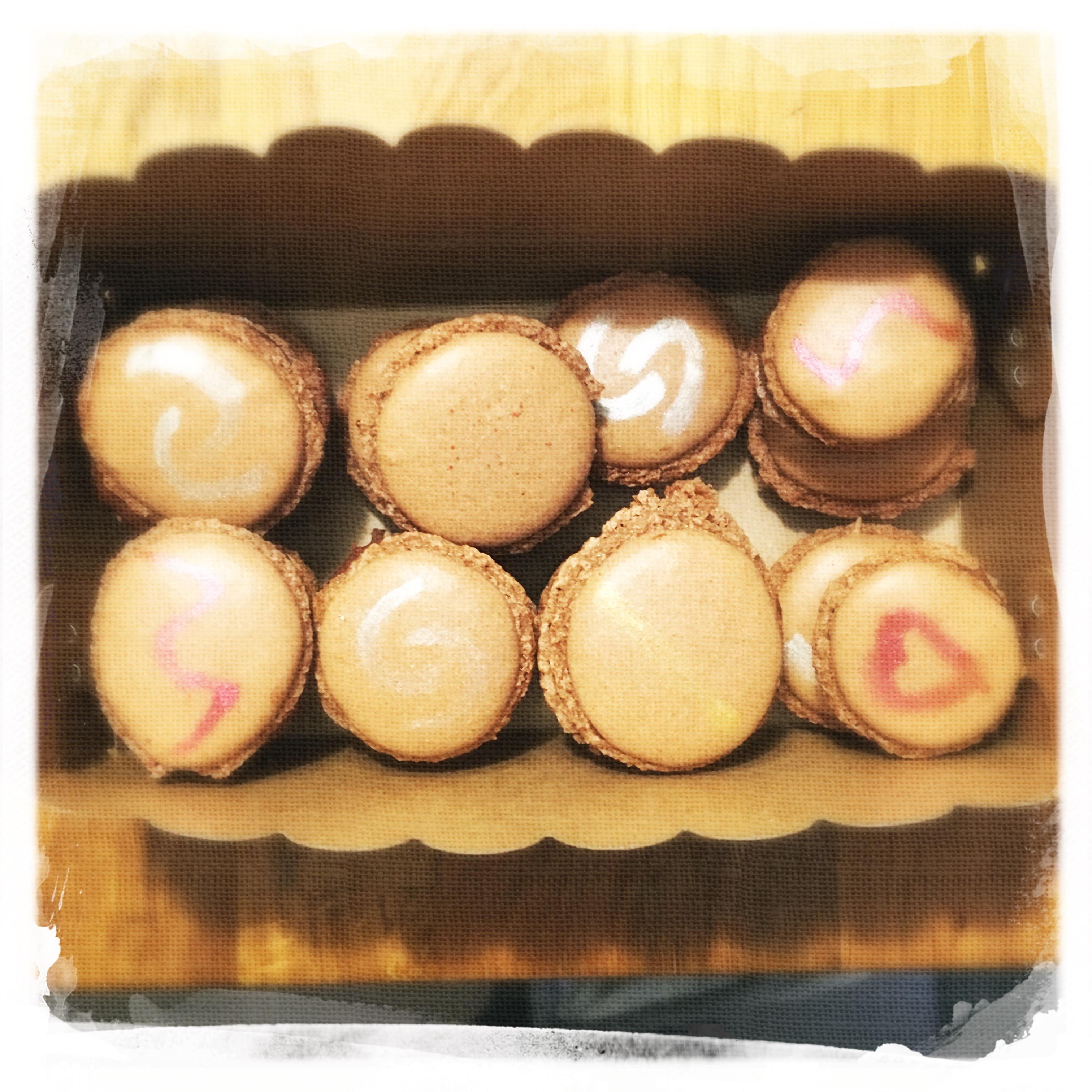 Cours Macarons Chocolat 2 XXVI