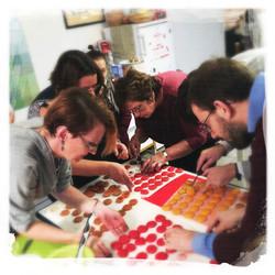 Cours Macarons salés 18
