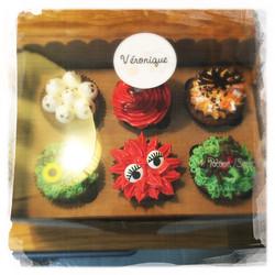 Cours privé Cupcakes Halloween XXII
