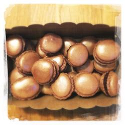 Cours Macarons Chocolat XV