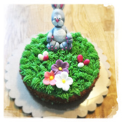 Cours Gâteau de Pâques 2 XIX